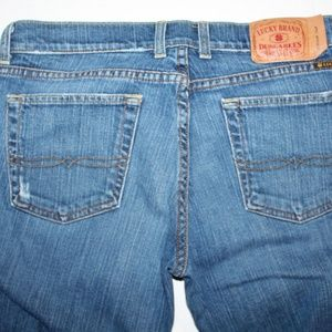 Lucky Brand Dungarees Sun Down Jeans